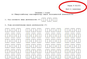 Сколько можно выбрать кодов ОКВЭД для ИП?